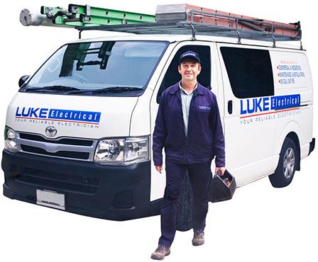 Luke Electrical Adelaide Electrician